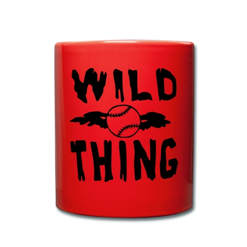 Wild Thing - Full Colour Mug