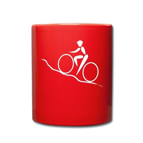 cycling-312532 - Tasse einfarbig