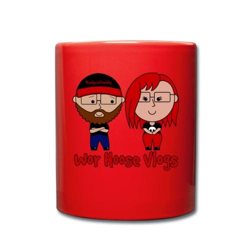 Radgie & Zannie - Full Colour Mug
