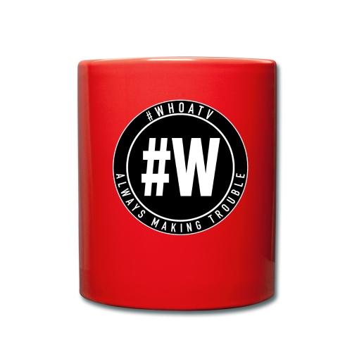 WHOA TV - Full Colour Mug
