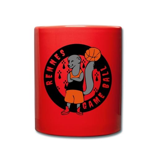 rennes game ball - Mug uni