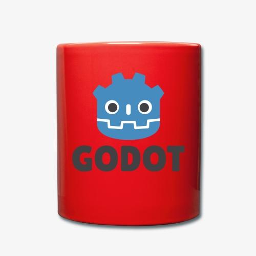 Godot - Full Colour Mug