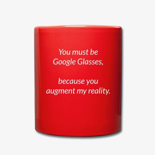 GoogleGlasses - Full Colour Mug