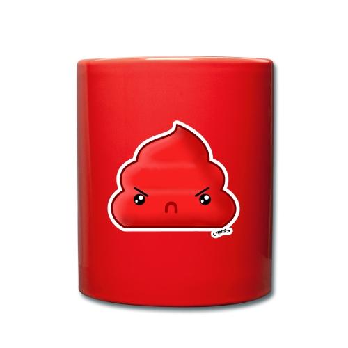 Cacca Rossa - Tazza monocolore