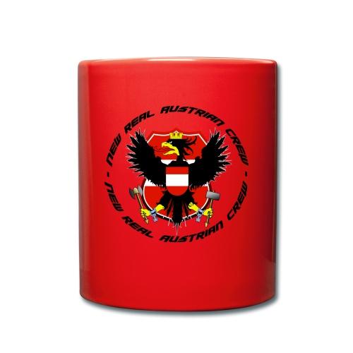 NRAC LOGO triko 2 - Tasse einfarbig