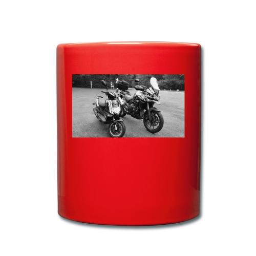 50cc ft 1200cc ! - Mug uni