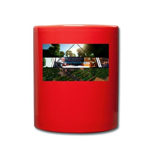Neues Merch - Tasse einfarbig