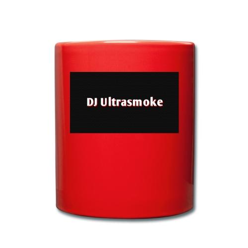 DJ Ultrasmoke Bild - Tasse einfarbig