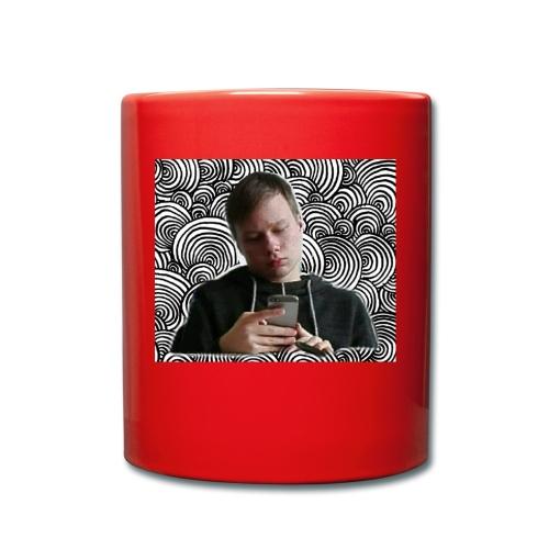Anton Kunkel - Tasse einfarbig