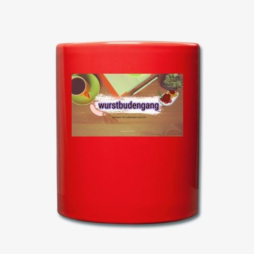 FotoJet Design - Tasse einfarbig