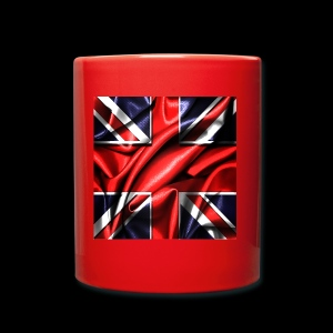Union Jack design - Full Colour Mug