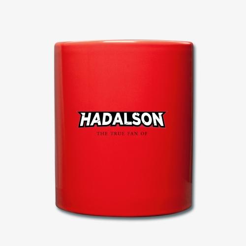 The True Fan Of Hadalson - Full Colour Mug