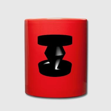 K 4 Niclas - Tasse einfarbig