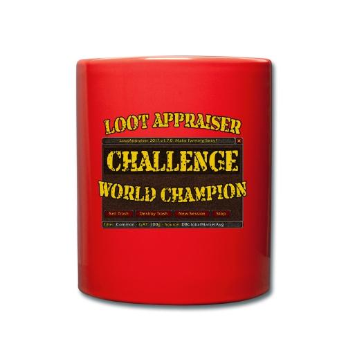 Loot Appraiser World Champion - Tasse einfarbig
