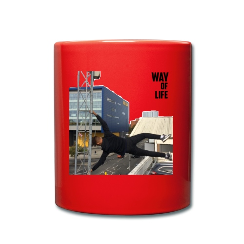 Way of life - Full Colour Mug