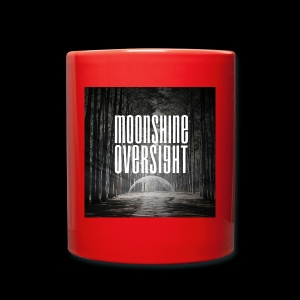 Artwork Moonshine Oversight - Mug uni