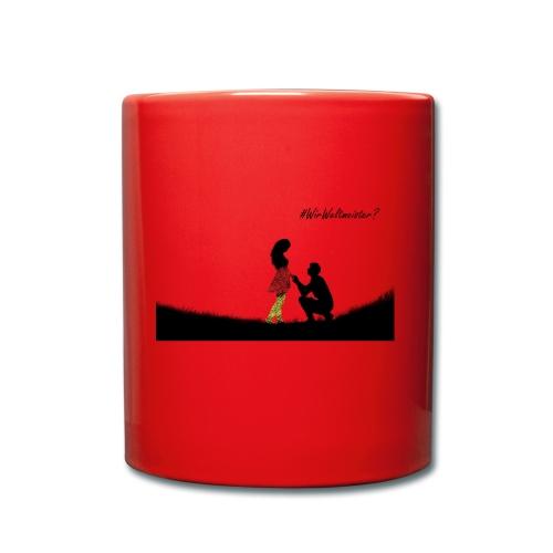 Married - Tasse einfarbig