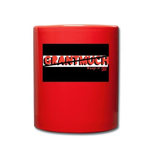 GrantMuchMerch - Full Colour Mug