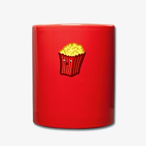 Popcorn Derp - Tasse einfarbig