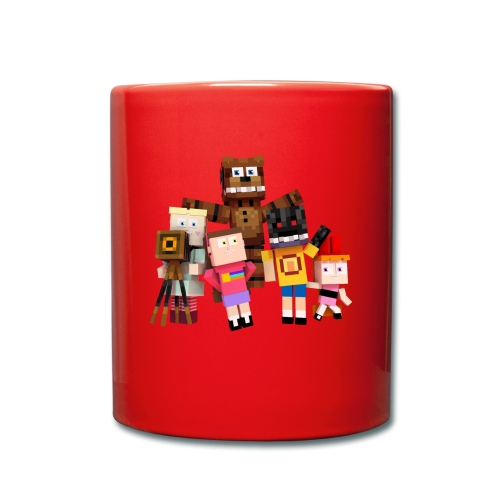 Withered Bonnie Productions - Meet The Gang - Full Colour Mug