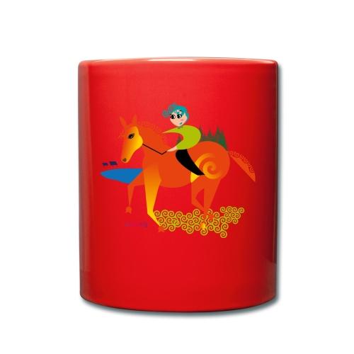 cheval dousig - Mug uni