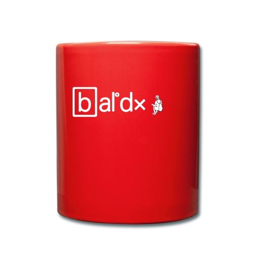 BaldX logo - Tazza monocolore