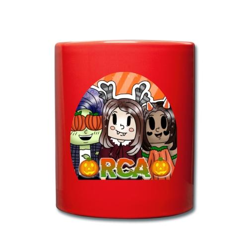 Halloween Company Logo - Full Colour Mug