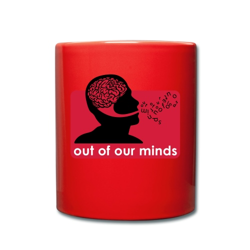 Out of Our Minds - Full Colour Mug
