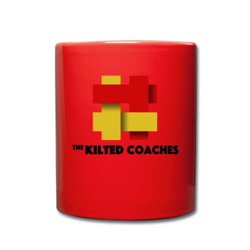 Kilted Coaches - Full Colour Mug