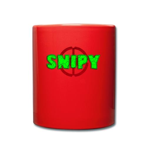 Snipy - Tazza monocolore