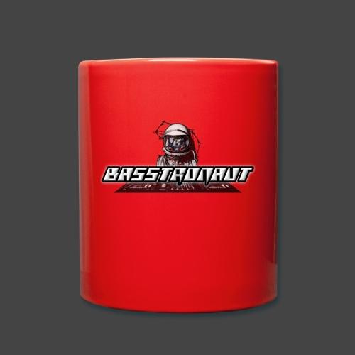 Bassphemie - Basstronaut Logo - Tasse einfarbig