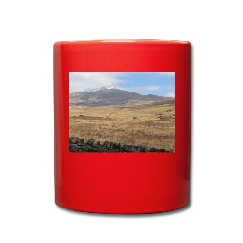 snowdon - Full Colour Mug