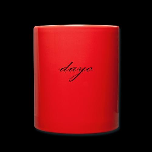 dayo - Tasse einfarbig