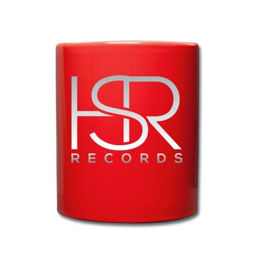 HSR RECORDS - Tazza monocolore