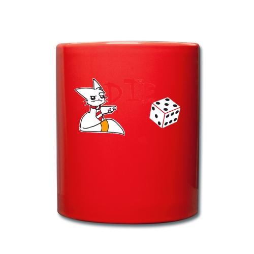 DIE - Full Colour Mug