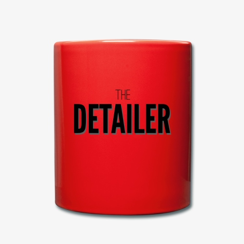 The Detailer Cup - Full Colour Mug