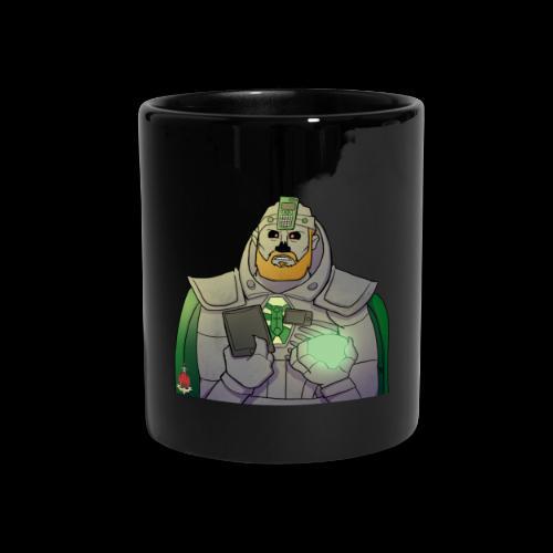 Elliot the Necron! - Full Colour Mug
