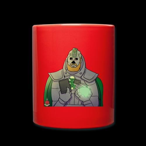 Elliot the Necron! - Full Colour Mug