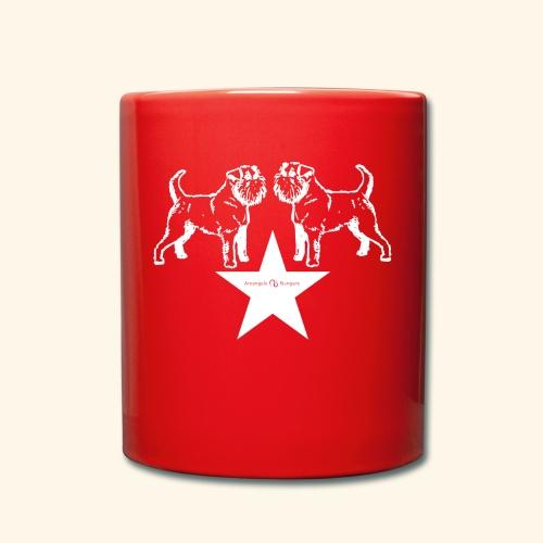 Brussels Griffon star - Mug uni