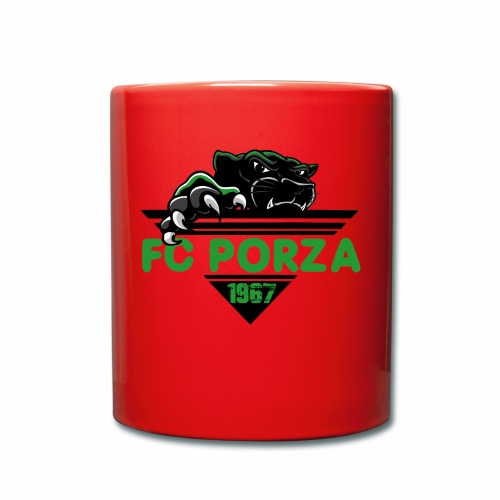 FC Porza 1 - Tasse einfarbig