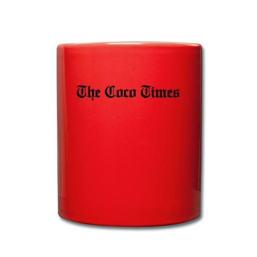 thecocotimes-blk - Mug uni