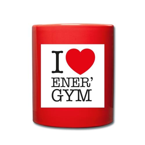 I love Ener'gym - Mug uni