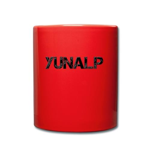 YunaLP Namenszug - Tasse einfarbig