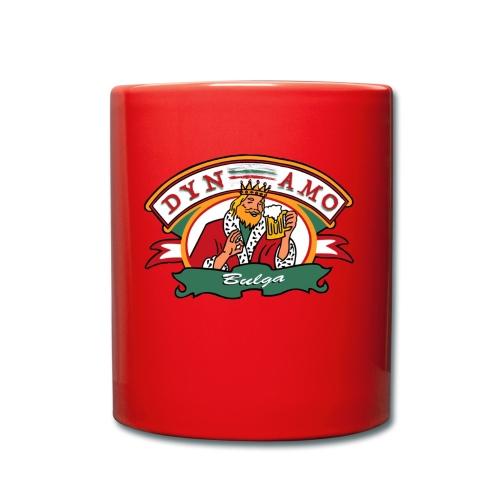 Dynamo Bulga Merch - Tasse einfarbig