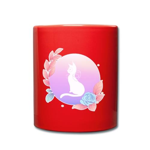 Neko - Tasse einfarbig