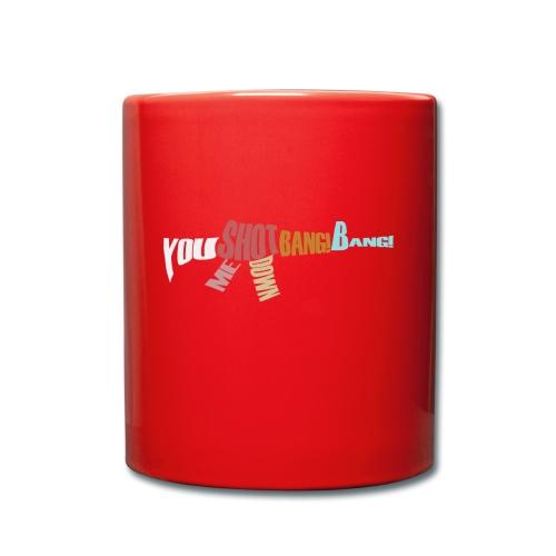Bang bang - Full Colour Mug