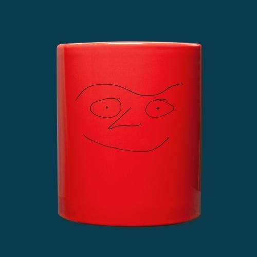 Chabisface Fast Happy - Tasse einfarbig