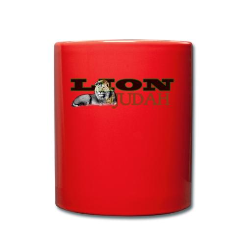 Tribal Judah Gears - Full Colour Mug
