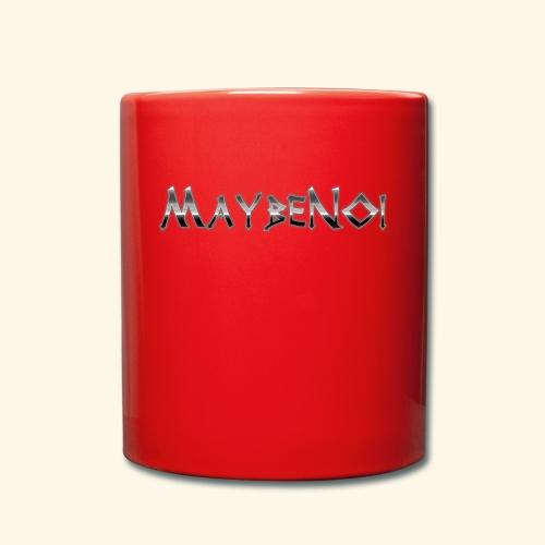 Stone Logo - Tasse einfarbig
