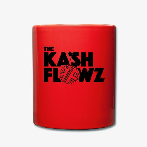 The Kash Flowz Official Bomb Black - Mug uni